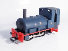 "0-16.5 Scale Narrow Gauge modified Hornby ""Bill"" locomotive"