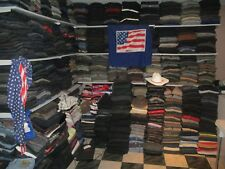 Huge Lot of 2048 Designer & Vintage Women's & Men's Jeans in Excellent Condition