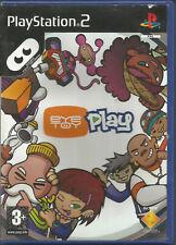 EyeToy: Play (Sony PlayStation 2, 2003)