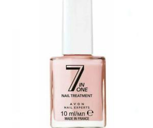 Avon Nail Experts 7-in-1 Nail Treatment - Base Coat -Fill Ridges Strength - 10ml