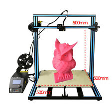 3D Printer Creality CR-10 S5 500x500x500mm With Dual Z-axis 0.2kg PLA Filament