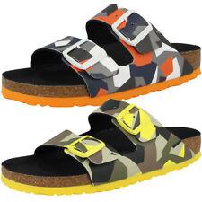 Gráfico de multi de zapatos Birkenstock Arizona Birko-Flor sandalia Sandalias Zuecos