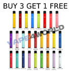 Magic Bar Disposable Kit Vape Pod Pen E Cig 600 Puffs 2% Nic - Fastest Dispatch