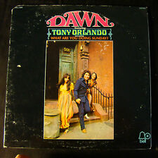 Dawn featuring Tony Orlando – Bell 6069