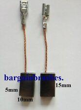 CARBON BRUSHES FITS AEG HAMMER BH2600 BHE7 PH3 PHE26 PHE30 PM3 PN2600 PN3000-D63