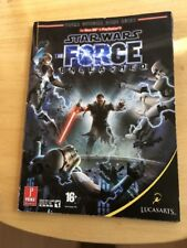 Star Wars The Force Unleashed: Prima Official Game Guide