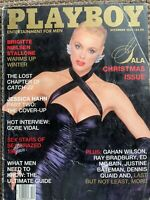 December 1987 Playboy Brigitte Neilsen