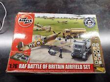 Airfix 1:76 RAF Battle Of Britain Airfield Set Model Kit