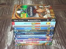 Walt Disney 11 DVD Lot -Toy Story Trilogy - Narnia - Underdog  Children & Family