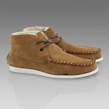 Paul Smith Suede Lace Up Boots for Men