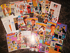 BEVERLY HILLS 90210   670 TEILE/PARTS  1,9 KILO  CLIPPINGS LOT   0317