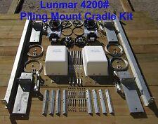 Lunmar 4200# Piling Mount Cradle Kit