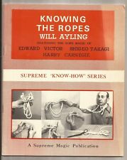Knowing The Ropes by Will Ayling 1987