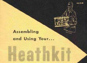 Heathkit Manual AG-8 AG-10 AR-3 C-2 C-3 G-5 IG-102 IM-21 LG-1 SG-8 V-4 V-7A