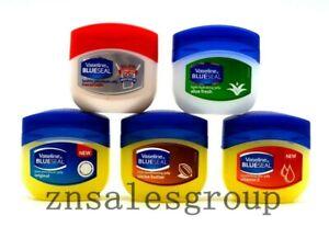 Vaseline Blueseal Pure Petroleum Jelly 4 Pack Set 50 ml (Choose From 7 Combos)