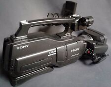 Sony HVR-HD1000U High Definition DV Camcorder Bundle w Pearstone Case & ACCESSOR