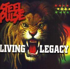 Steel Pulse - Living Legacy [New CD]