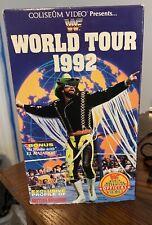 WWF World Tour 1992