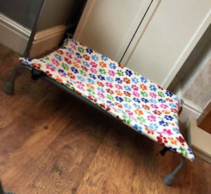 hi dog bed waterproof  fleece blanket in different sizes hi bed not included