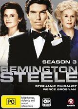 Remington Steele : Season 3 (DVD, 2015, 6-Disc Set)