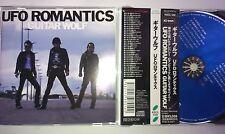 Guitar Wolf - UFO Romantics (Japan), CD