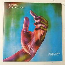 vinyl album JOHN WILLIAMS changes / the height below