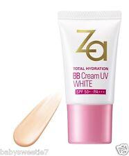 ZA Total Hydration BB Cream UV White Spf50 PA 20g by Shiseido 2013