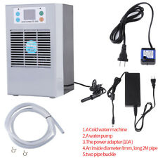 20L/35L Chiller & Heater Thermostatic Fish Tank Adjustable Shrimp Aquarium New
