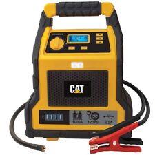 CAT 1000 Peak Amp Professional Portable Jump Starter & Compressor Tyre Inflator