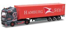 Herpa 944625 MAN TGX XXL Euro 6c Container-Sattelzug - 1:87 - Neu