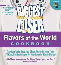 The Biggest Loser Flavors of the World Cookbook~FREE SHIPPING!!