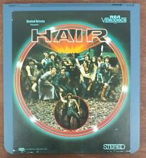 Hair - CED SelectaVision VideoDisc - From large collection