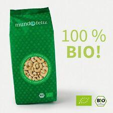 Lot de 2 Sachets de Noix de Cajou Bio Entières 2x 500g Vegan Sportifs Proteines