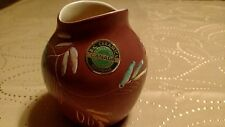 B.C. Ceramics Originals - Hand - decor vase by Herta  - made in Canada