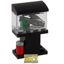 LEGO Fish Tank - Custom kit made with NEW LEGO Bricks