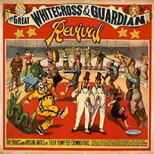 WHITECROSS & GUARDIAN - THE GREAT REVIVAL (*NEW-RED VINYL) Christian Metal