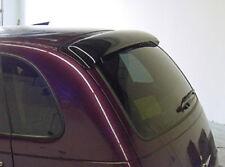 01-10 Chrysler PT Cruiser GTS Acrylic Rear Window Deflector Visor Spoiler 56661
