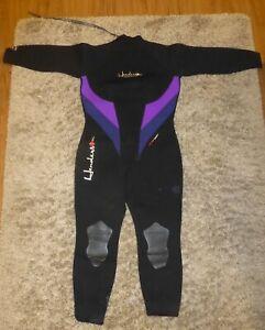 Henderson Dive Wear 3mm Titanium Hyper Stretch Wet Suit Size 1W - used once