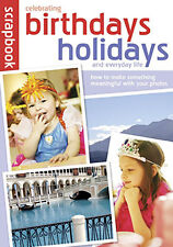 DVD:SCRAPBOOK BIRTHDAY HOLIDAYS - NEW Region 2 UK