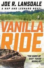Vanille Ride: Hap et Leonard Livre SEVEN ( Thrillers) par r. lansd