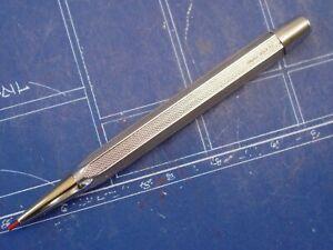 Vintage JOHN HOLLAND  Silver Plated Mechanical Pencil