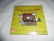 Trip-on-this Disc Windows 95 cd-rom Sampler - PC Computer game Sealed NEW Virgin