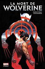 La mort de Wolverine Book 9782809462319 Panini Album