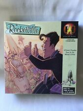 896) 2006 Avalon Hill Rocketville Board Game Un-punched Cards Sealed