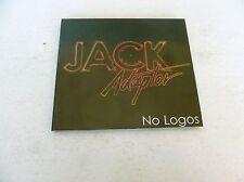 JACK ADAPTOR - No Logos - 2004 UK 3-track CD single