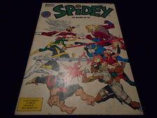 Spidey album 31 contient Spidey 91 92 & 93 TBE