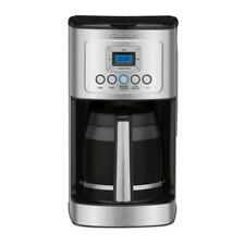 Cuisinart Coffee Maker Machine Kitchen Electric 14 Cup Stainless Steel Drip Hot
