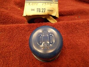 NORS New 46 48 50 52 54 56 58 Chrysler Oil Fill Cap Vented Breather Push-On AC