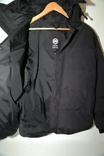 #357 Canada Goose MacMillan Slin Fit Hooded Parka Size L  RETAIL $850 Graphite