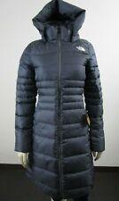NWT Womens The North Face TNF Metropolis 2 Parka Long Down Warm Jacket - Grey